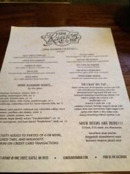 Random menu