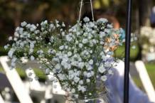 Keeping it simple with Angel's Breath flowers