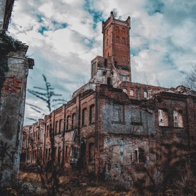 #iamlost verlassene orte Hildebrandsche Mühlenwerke halle