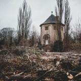 Altes Krematorium - Dessau (7)