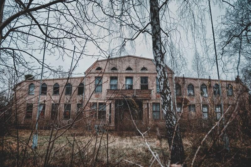 iamlost verlassene orte Bernburg Objekt E