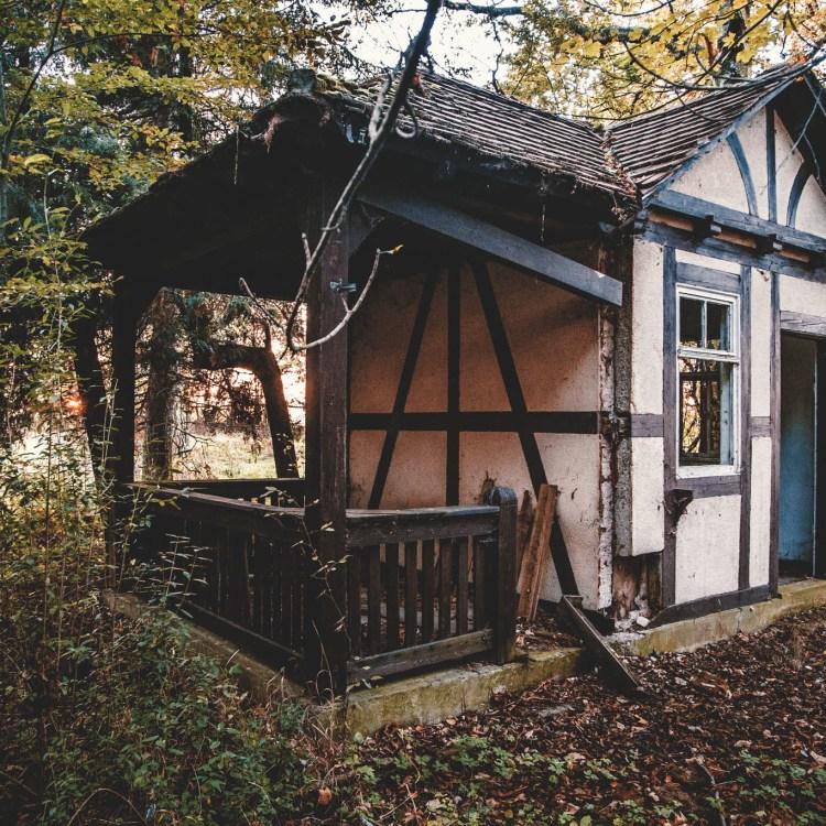 iamlost verlassene orte Alte Gärtnerei Weimar