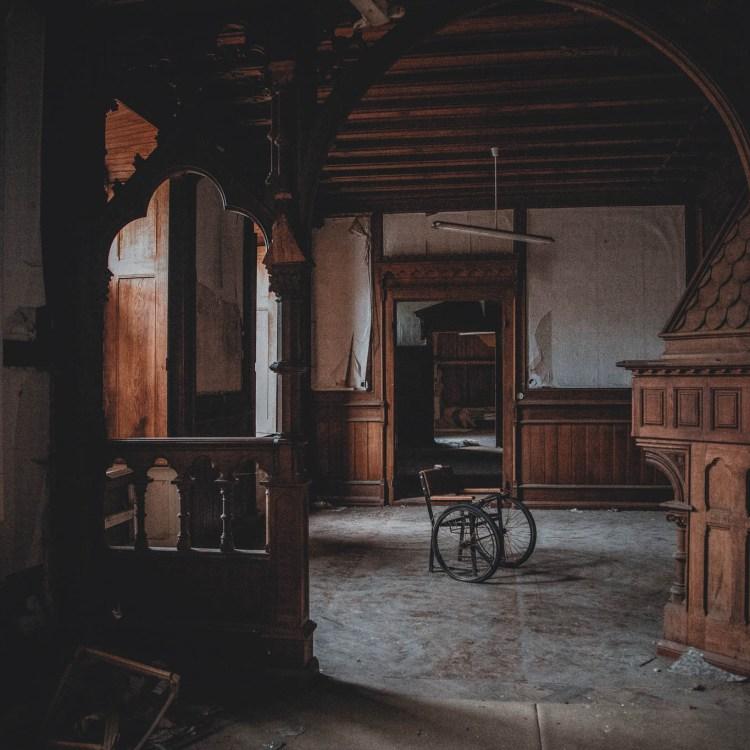 iamlost verlassene orte Gerbstedt Schloss H