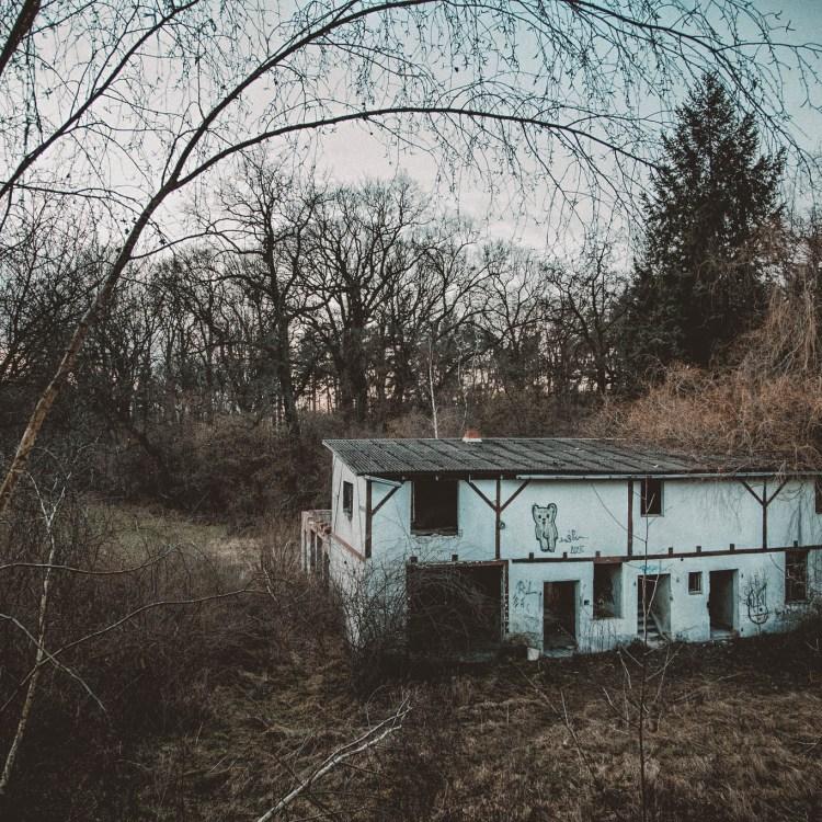 iamlost verlassene orte Lindau Moorbad