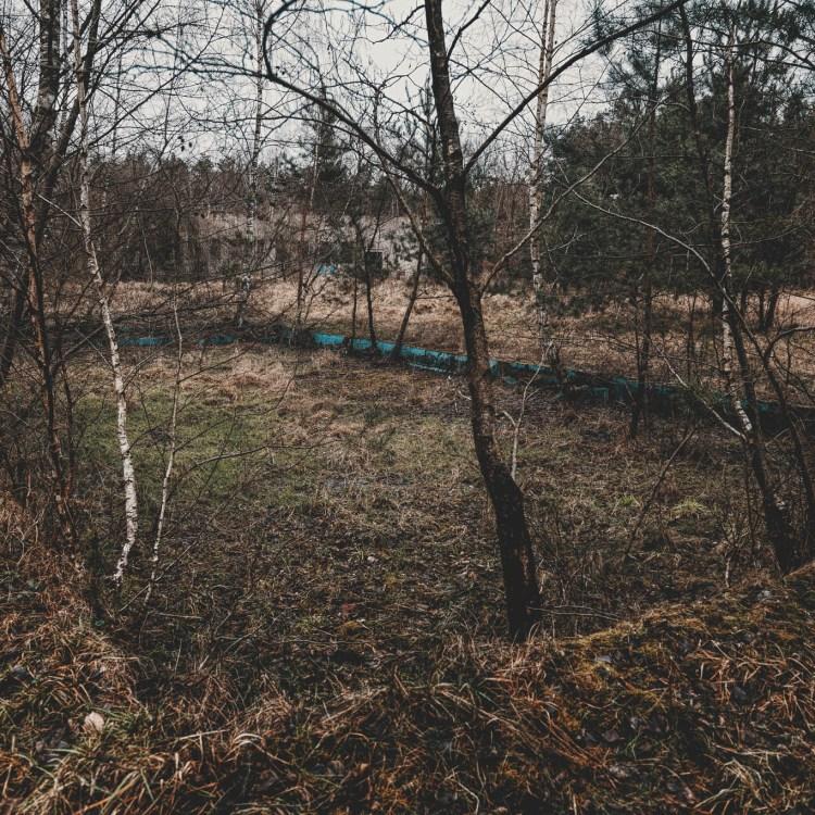 iamlost verlassene orte Waldhaus Niemitz