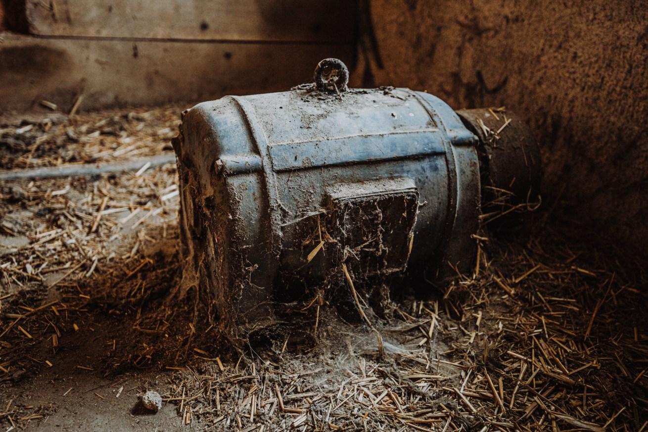 iamlost verlassene orte lostplace haus des doggenzüchters