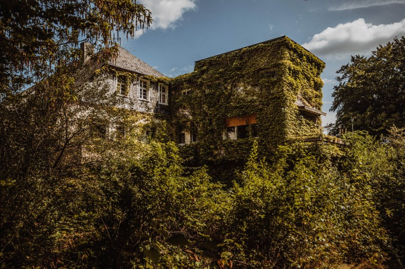 iamlost verlassene orte lostplace lostplaces urbex urban exploring Villa B. duisburg