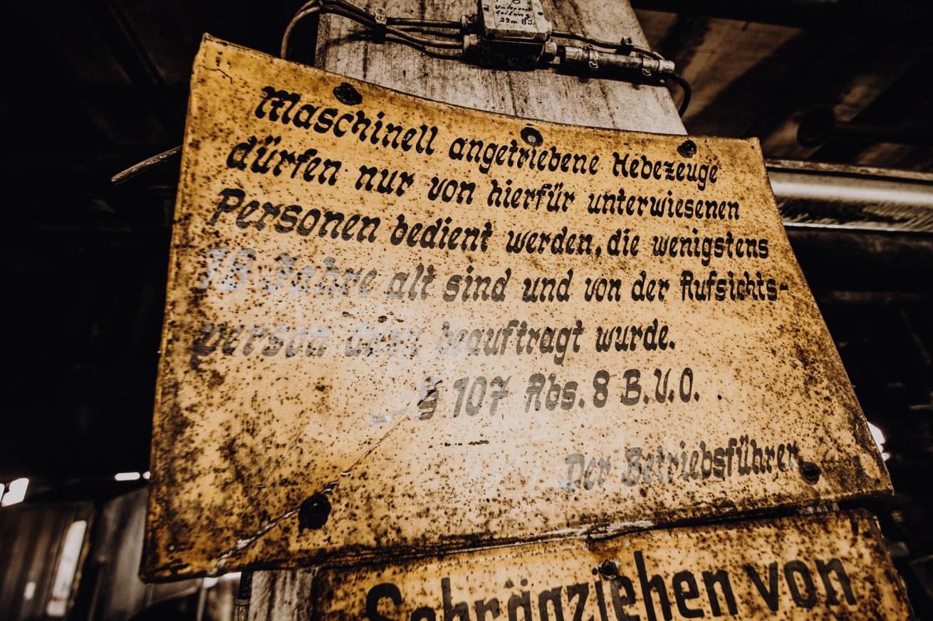 Lostplace Niederrhein - Zeche Westerholt (106 von 215)