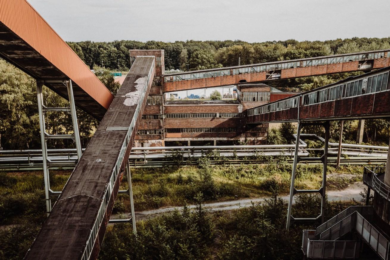 Lostplace Niederrhein - Zeche Westerholt (78 von 215)