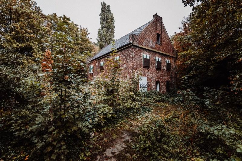 iamlost verlassene orte lostplace lostplaces urbex urban exploring Neue Mühle Duisburg Nrw