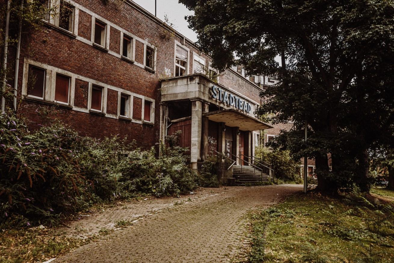 Lostplace Niederrhein - Stadtbad Duisburg (92 von 102)