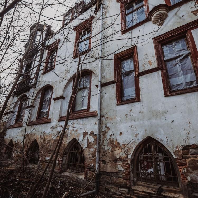 iamlost verlassene orte lostplace lostplaces urbex urban exploring Thueringen Rittergut Roschütz Gera