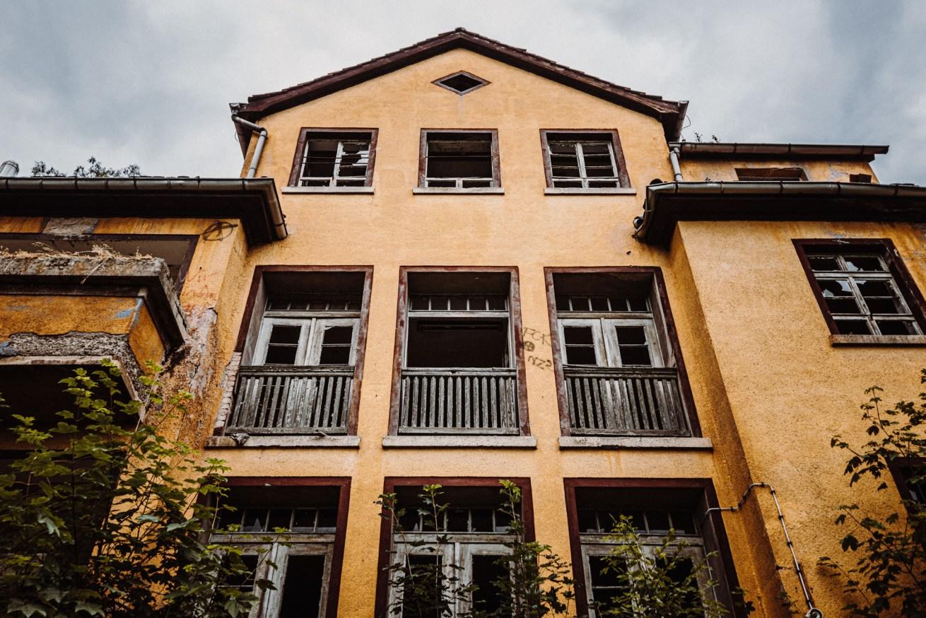 Lostplace-Thüringen-Kinderheim Hilde Koppi - Schleusingen (44 von 97)