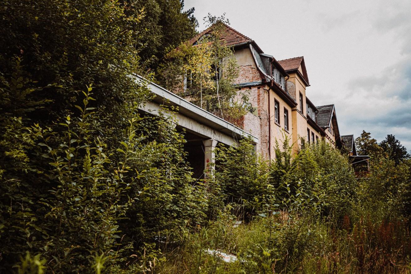 Lostplace-Thüringen-Kinderheim Hilde Koppi - Schleusingen (97 von 97)