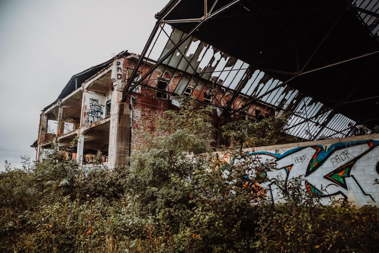 Lostplace - Güterbahnhof (115 von 117)