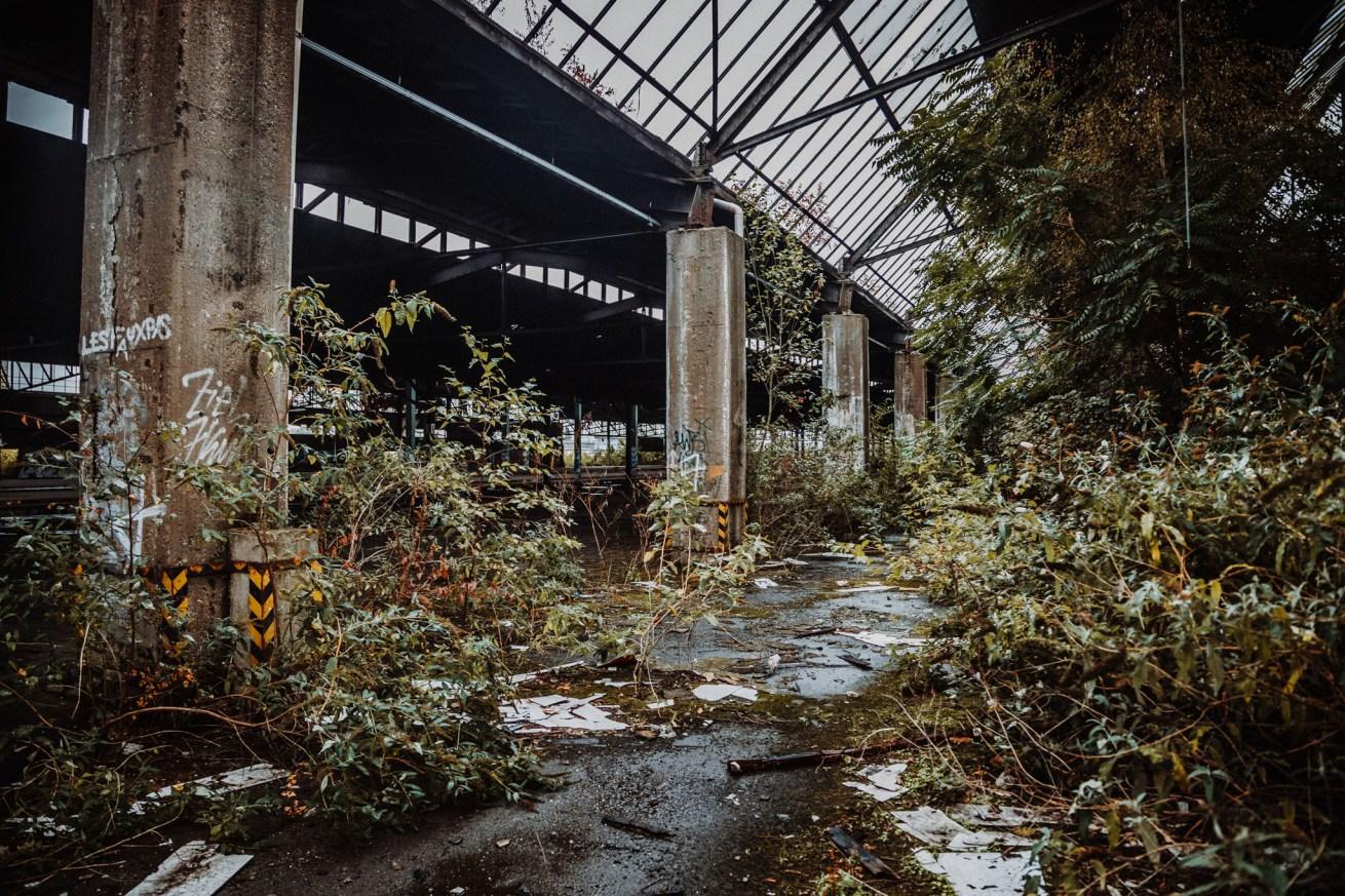 Lostplace - Güterbahnhof (68 von 117)