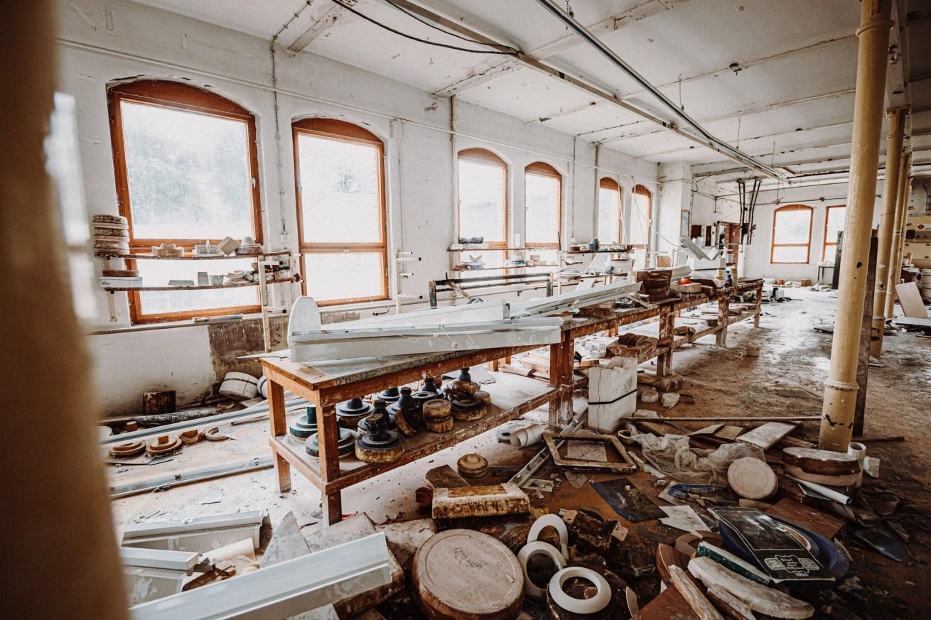 Lostplace-Thüringen-Porzellanfabrik-Lichte (219 von 286)