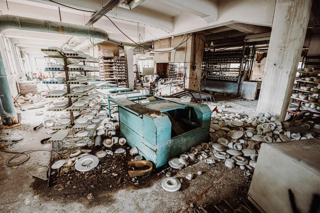 Lostplace-Thüringen-Porzellanfabrik-Lichte (221 von 286)