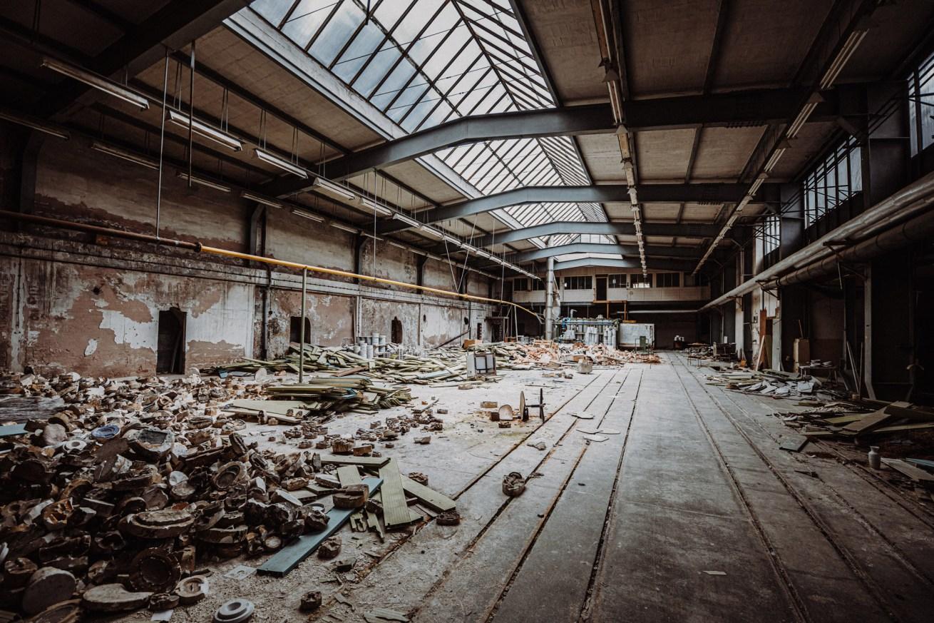 Lostplace-Thüringen-Porzellanfabrik-Lichte (92 von 286)
