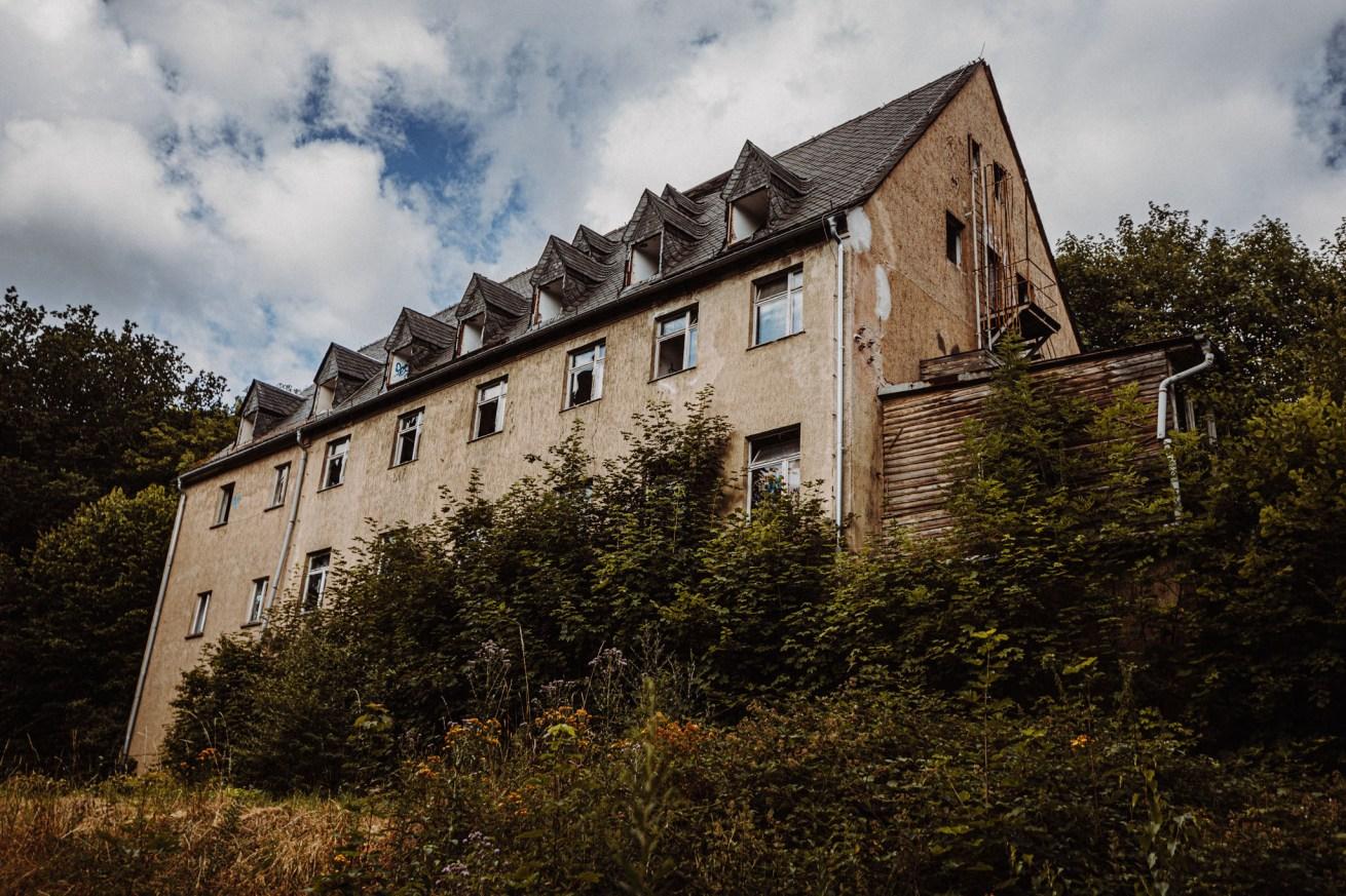 Lostplace-Thüringen-Sanatorium Sommerstein (4 von 48)