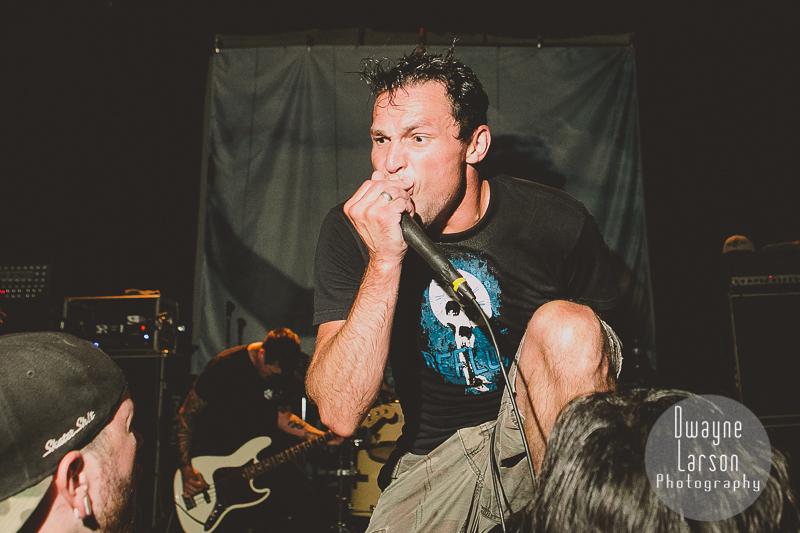 Misery Signals Vocalist Jesse Zaraska
