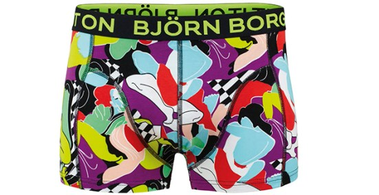 Fashion Report: Björn Borg, Get It On Collection