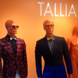 Fashion Report: GQ + Tallia Blog Off