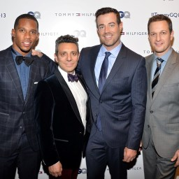 Out And About: Tommy Hilfiger + GQ Men Of New York