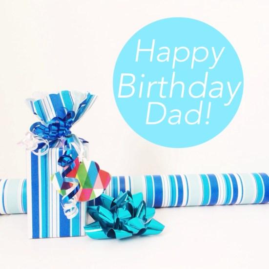 The Manchic Diaries: Happy Birthday Dad!