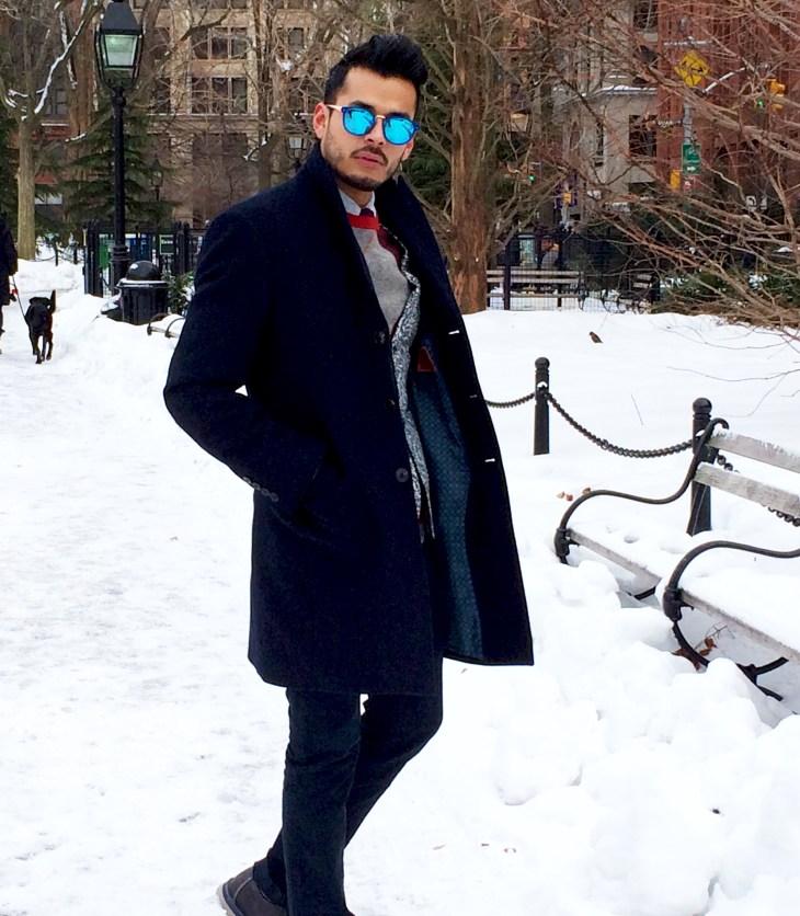 What Manchic Wore: Farewell, Winter Wonderland!
