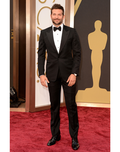 Fashion Report: Best Dressed Men At The 2014 Oscar's