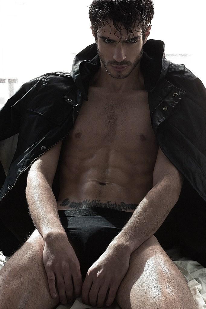 Portfolio: Alex R By Domonick Gravine Styled By Jorge Gallegos