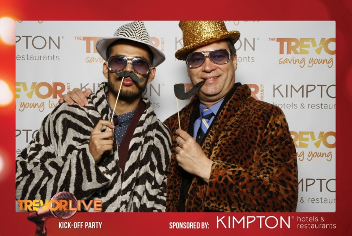 TrevorLive Kick Off Party
