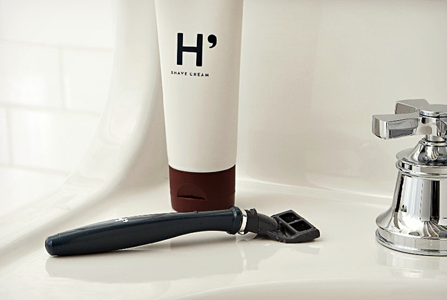 The Grooming Club: Harry's