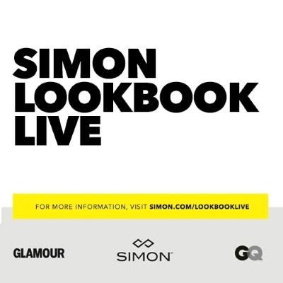 GQ + Glamour LOOKBOOK LIVE at Simon Malls