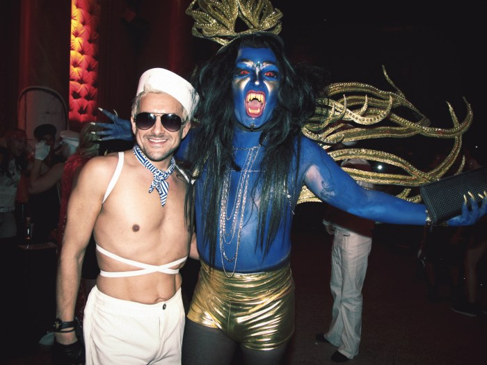 Matinee: La Leche, Halloween Creamiest Party