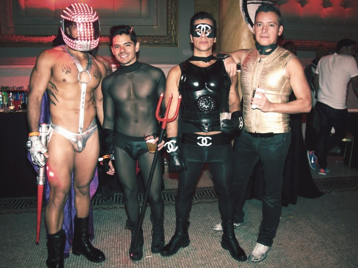 Matinee: La Leche, Halloween Creamiest Party