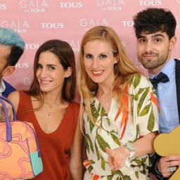 Jewels, Bubbly Cocktails And Gala Gonzalez for Tous Spring Summer 2015 Collection Party