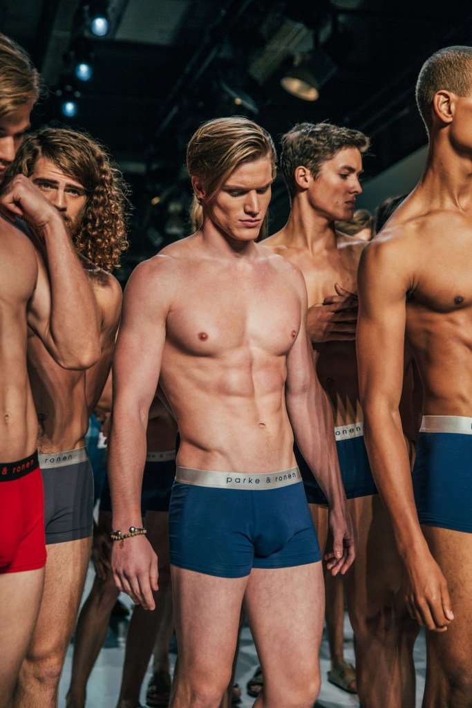 Backstage At Parke & Ronen SS16