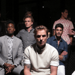 Party Down At The Bonobos Spring 2016 Presentation
