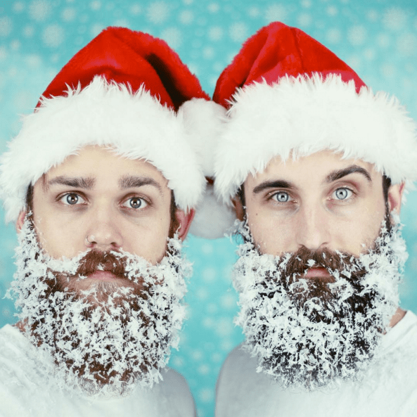 13 Hot Santas For Christmas