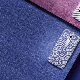 Color Combination, Moto X Pure Edition by Jonathan Adler