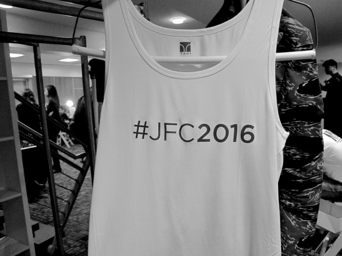 The Best Backstage Moments At Jeffrey Fashion Cares 2016