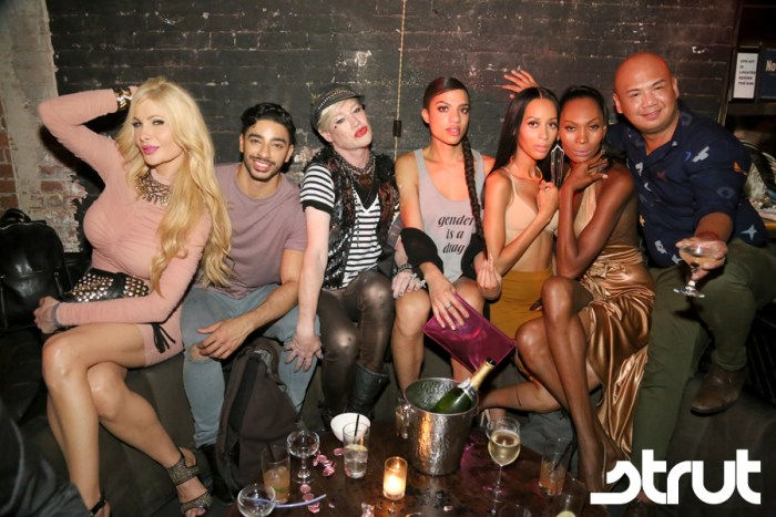 Strut, The Best NYFW Party