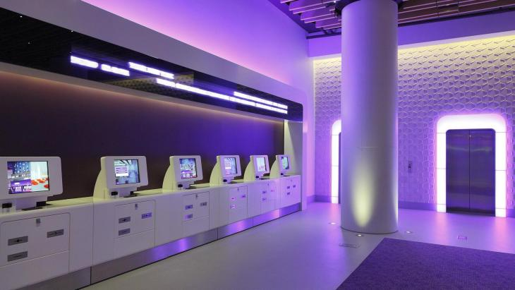 Yotel Hotel New York