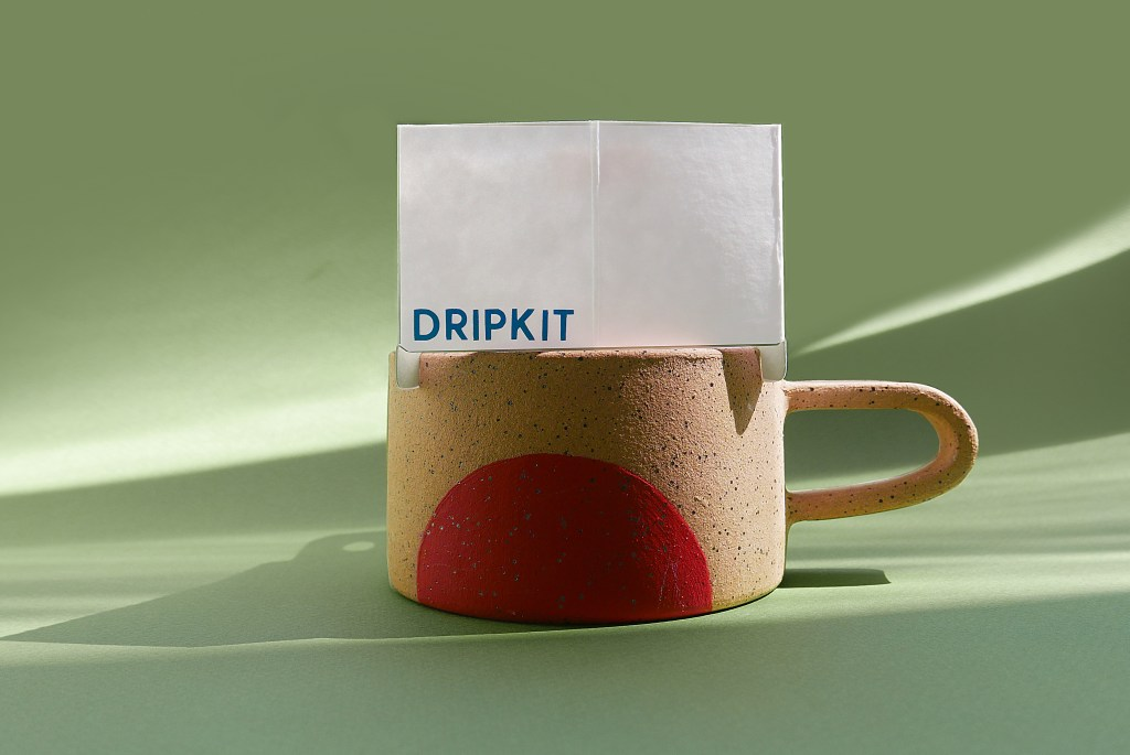 Dripkit Portable Pour Over Coffee
