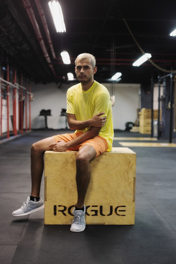 I tried CrossFit for the first time, and I looked the part with tasc Performance