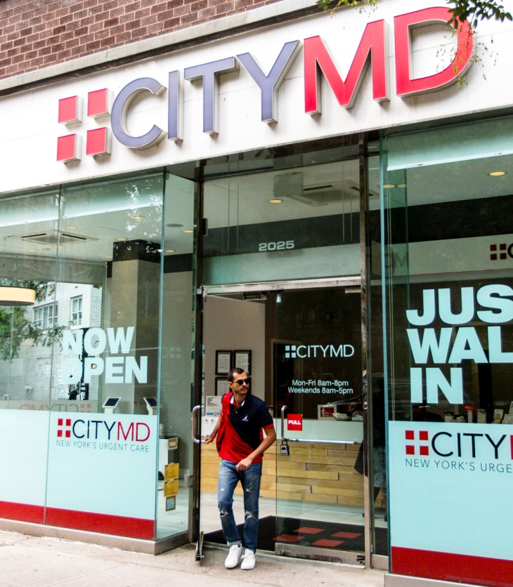 How CityMD helped me cope with getting sick while traveling