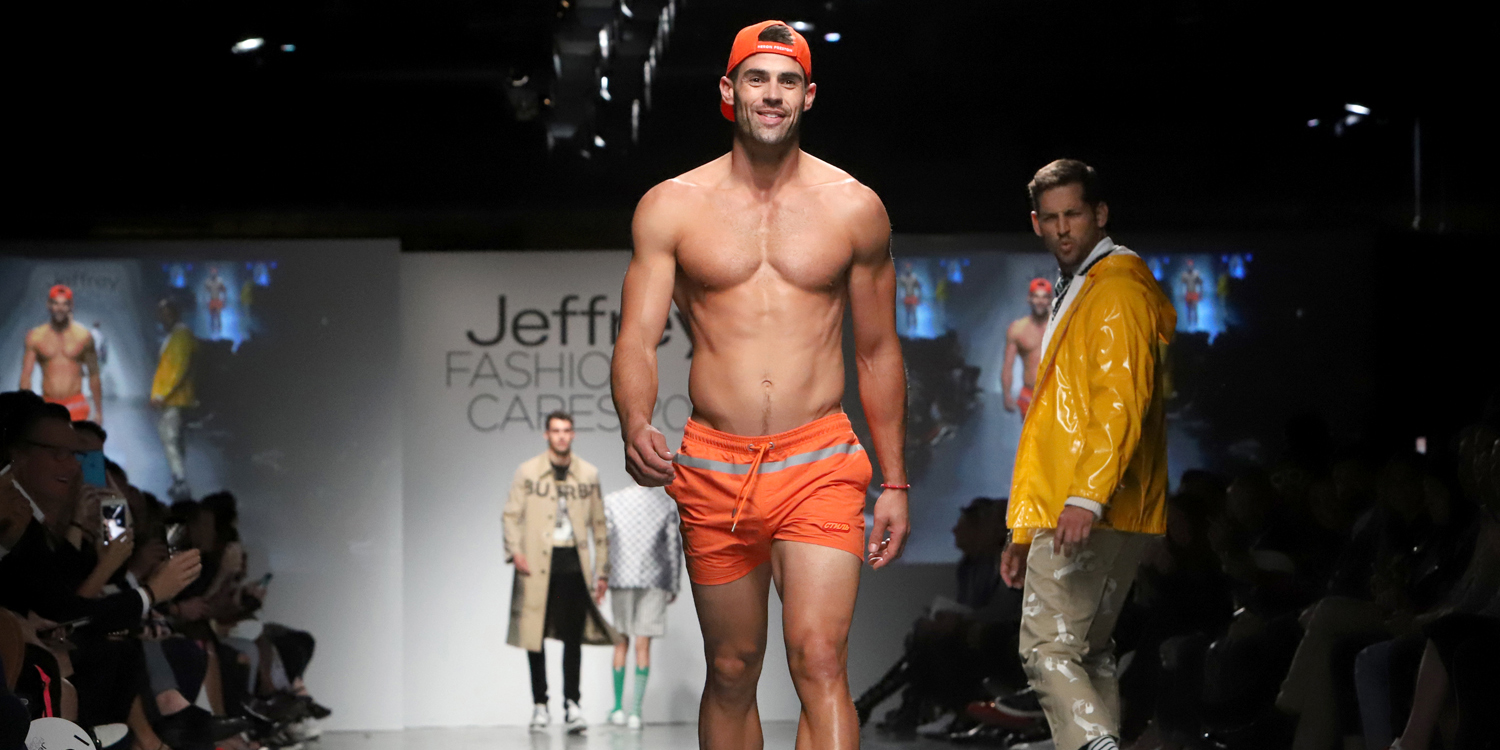 Jeffrey Fashion Cares Celebrates Its 16th Year Hosted by Gus Kenworthy