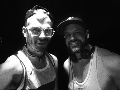 Jorge Gallegos & DJ Mickey Friedmann